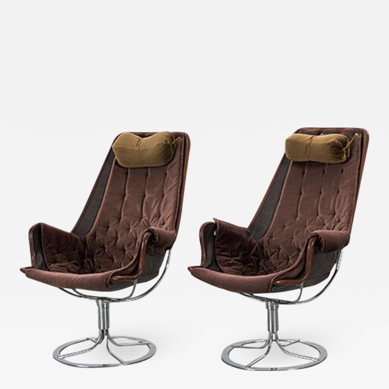 Bruno Mathsson Jetson Easy chair x2
