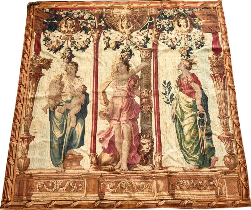 Brussels 18th century tapestry