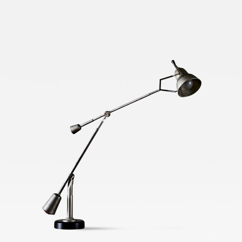 Buquet Chrome Table Lamp
