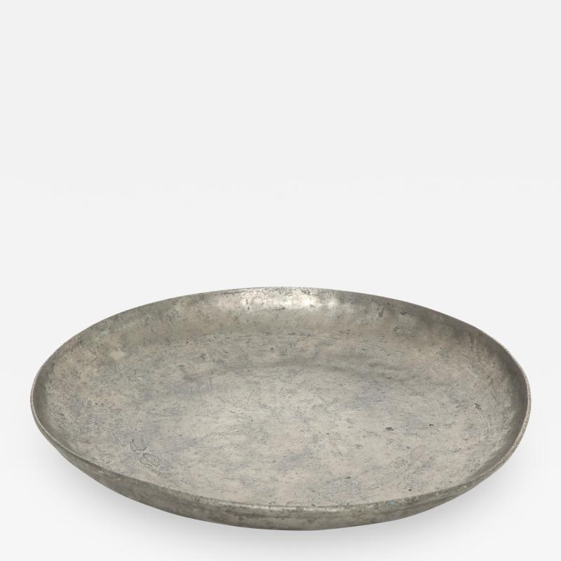 CAST PEWTER CHARGER