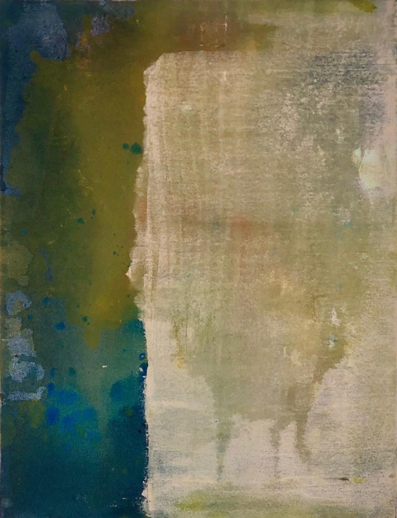 Caleb Weiss Caleb Weiss 2018 painting LP002