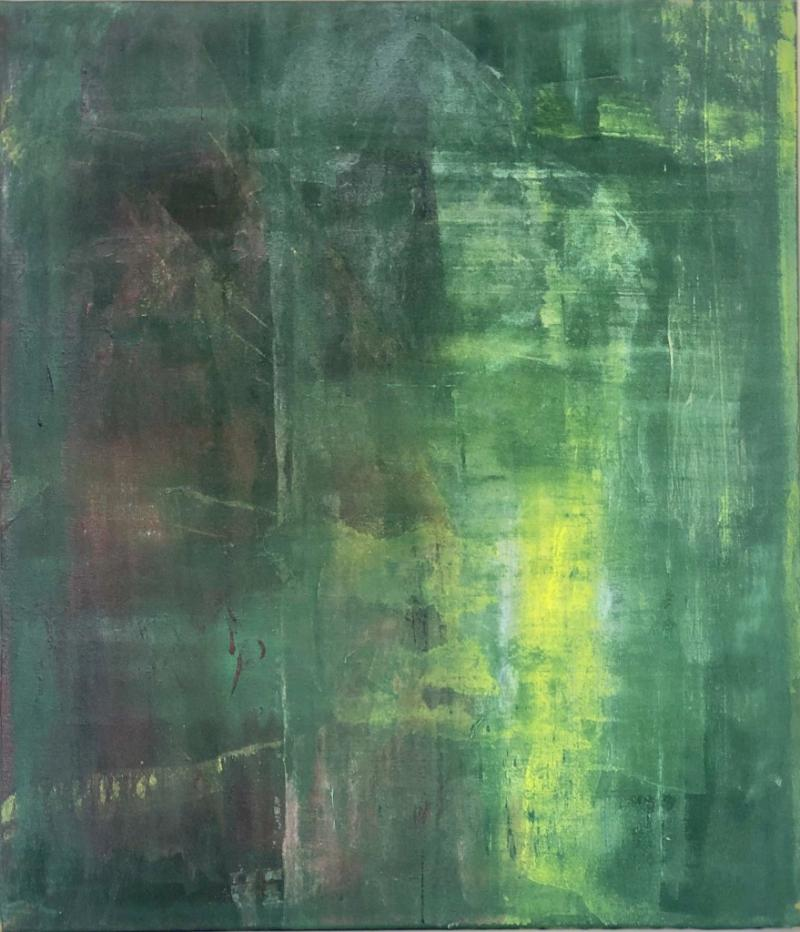Caleb Weiss Caleb Weiss 2018 painting LP05