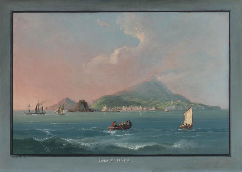 Camillo Divito Isola D Ischia