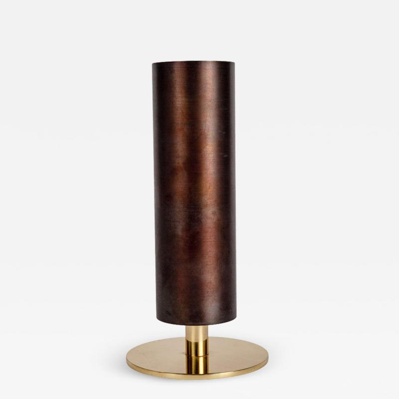Carl Aub ck Carl Aubo ck Model 7247 Brass Vase