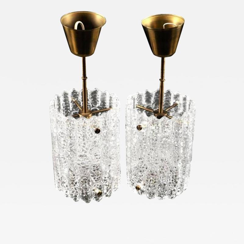 Carl Fagerlund Pendant by Carl Fagerlund for Orrefors