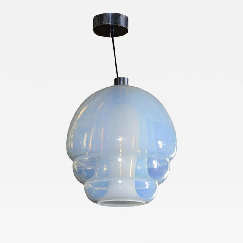 Carlo Nason Carlo Nason for Mazzega Murano Glass Lamp