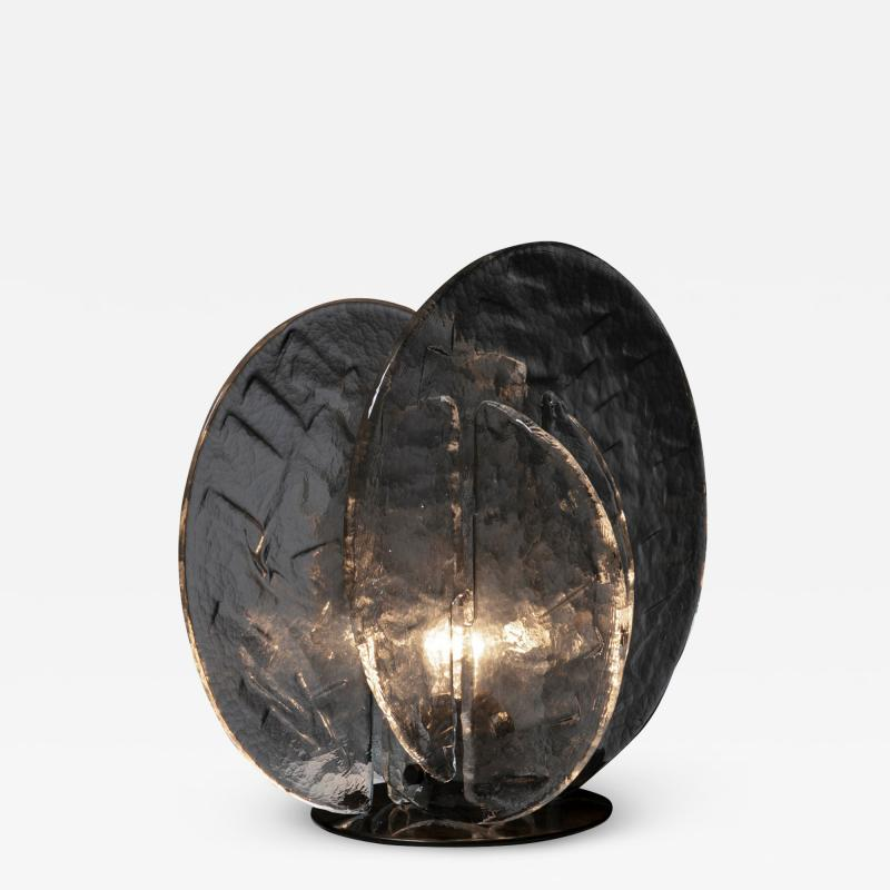 Carlo Nason Table Lamp by Carlo Nason for Mazzega