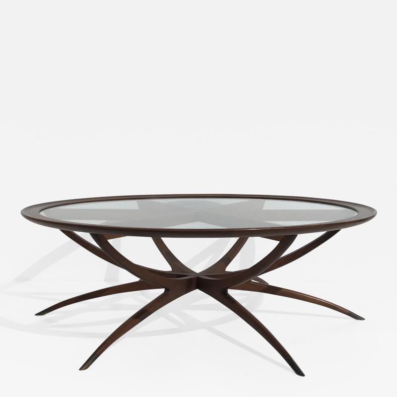 Carlo di Carli Danish Spider Leg Coffee Table