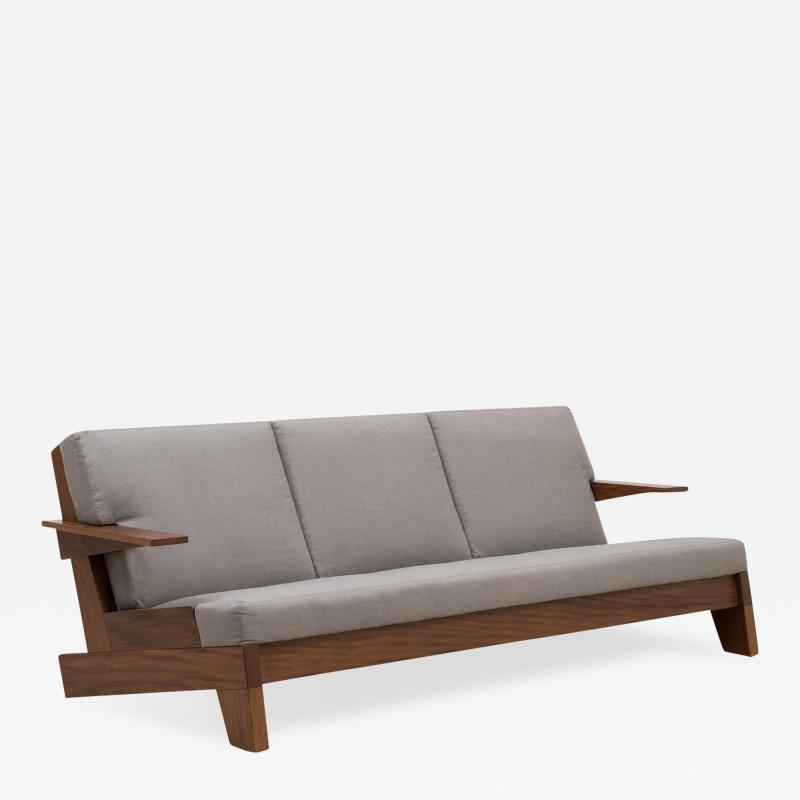 Carlos Motta CJ1 Sofa designed by Carlos Motta