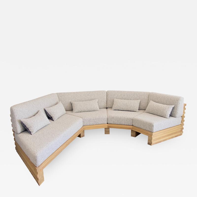 Carlyle Collective Biseau Sofa