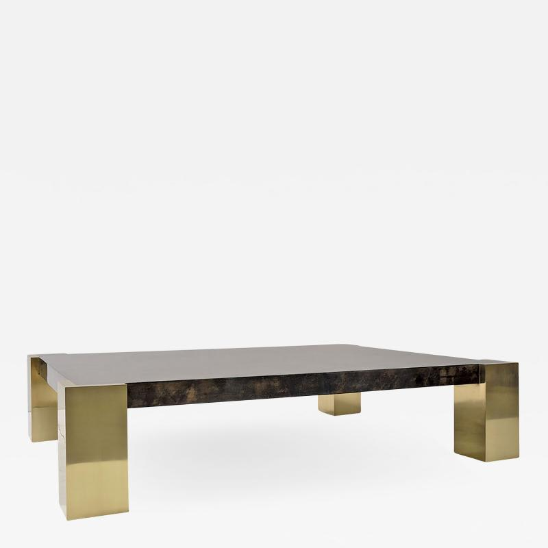 Carlyle Collective Cube Coffee Table