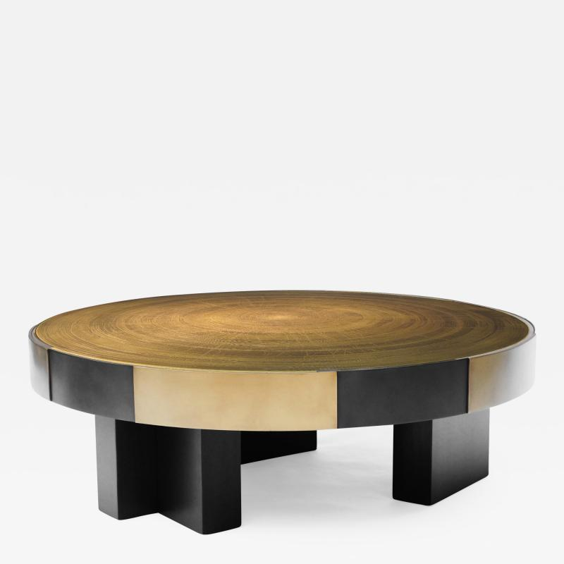 Carlyle Collective Phaux Coffee Table