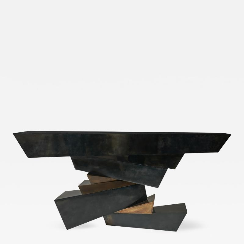 Carlyle Collective Plateau Console