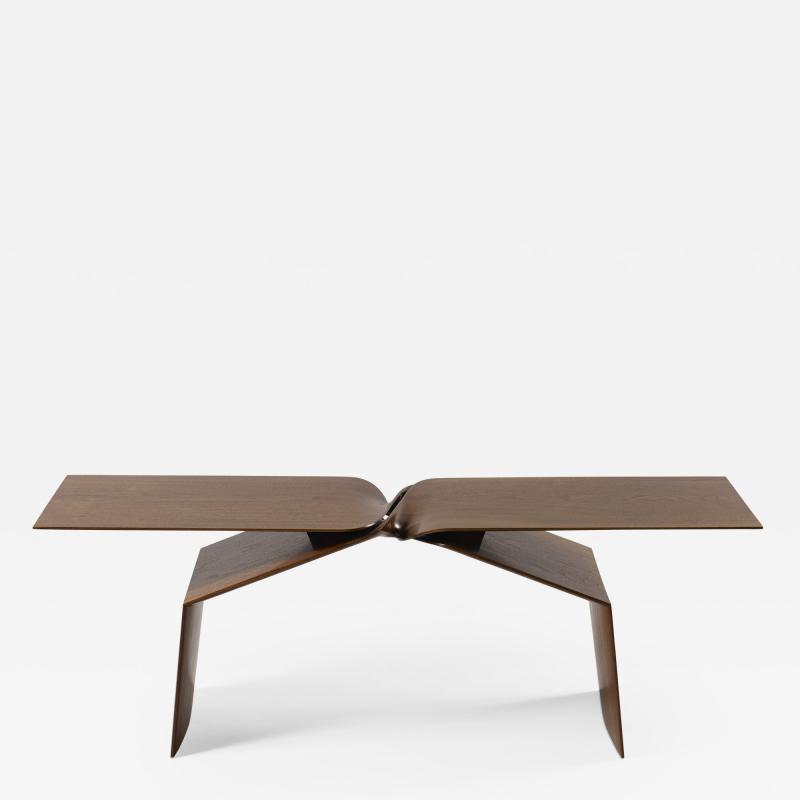 Carol Egan Sculptural Twist Coffee Table