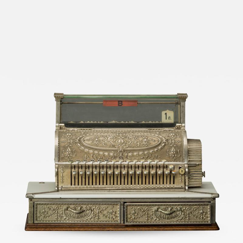 Cash Register National circa 1900
