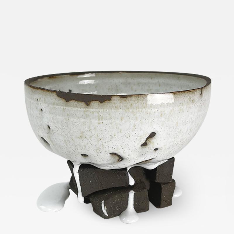 Catherine Bonte Navarrot MAGMA MA 01 Ceramic Bowl