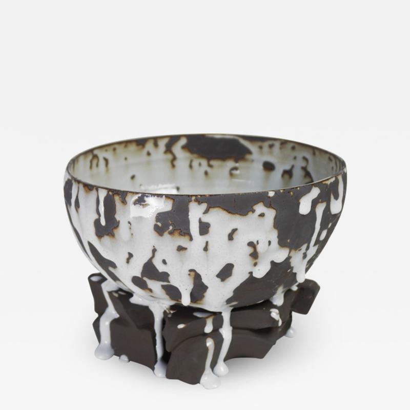 Catherine Bonte Navarrot MAGMA MA 04 Ceramic Bowl