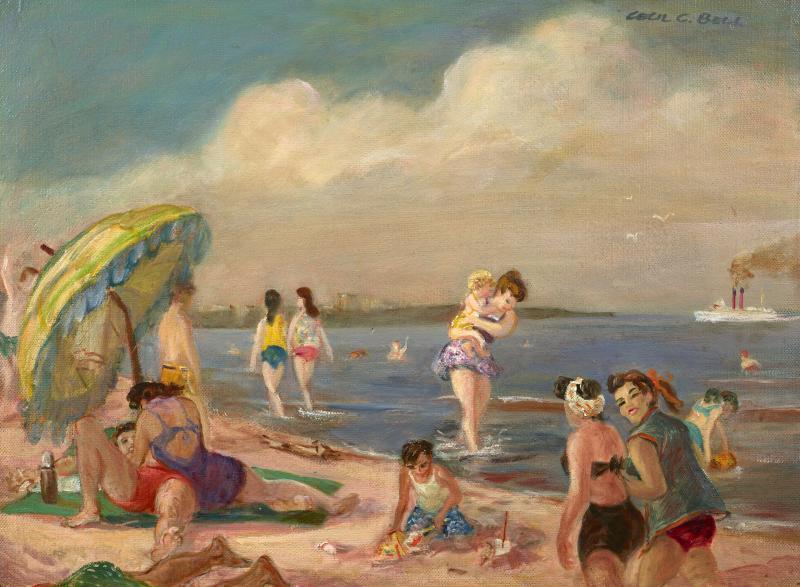 Cecil Crosley Bell Coney Island