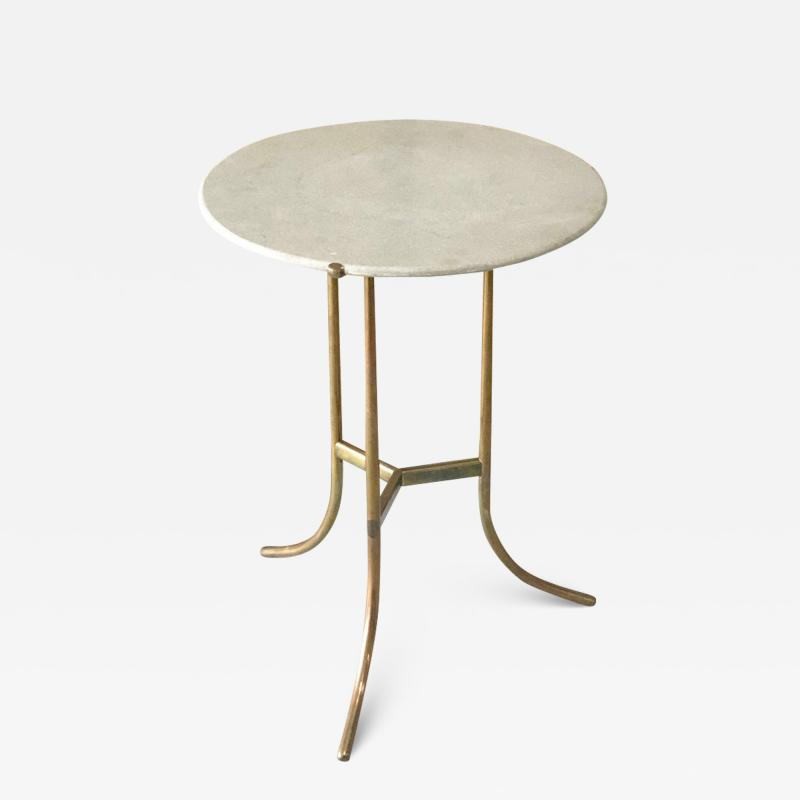 Cedric Hartman Cedric Hartman Bronze Side Table