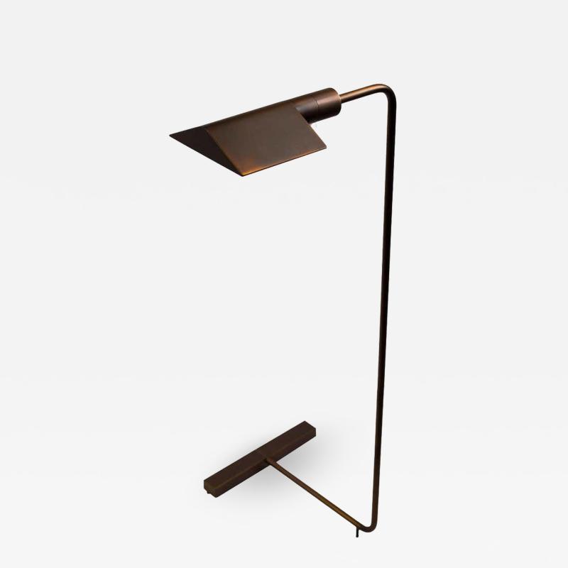 Cedric Hartman Cedric Hartman Floor Lamp in Patinated Bronze