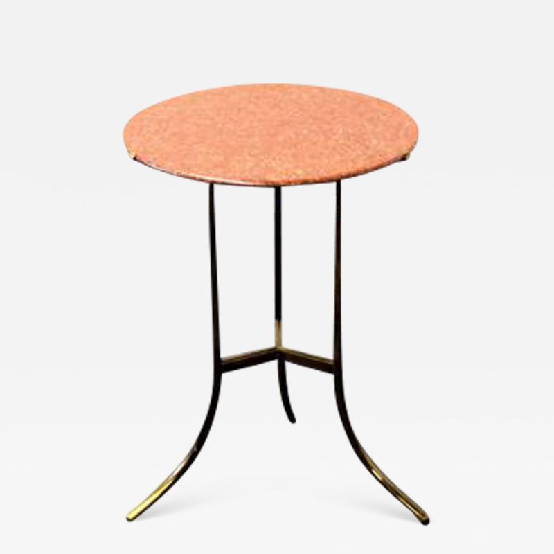 Cedric Hartman Cedric Hartman Marble Side Table
