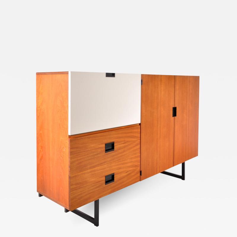 Cees Braakman Japanese Series Cabinet by Cees Braakman for Pastoe Netherlands circa 1960