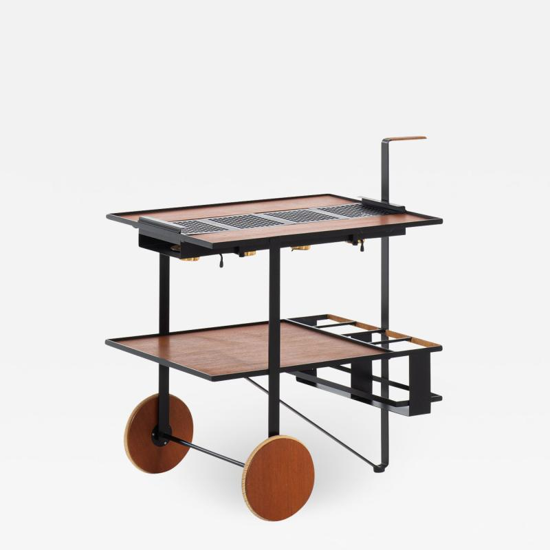 Cees Braakman Trolley Produced by UMS Pastoe
