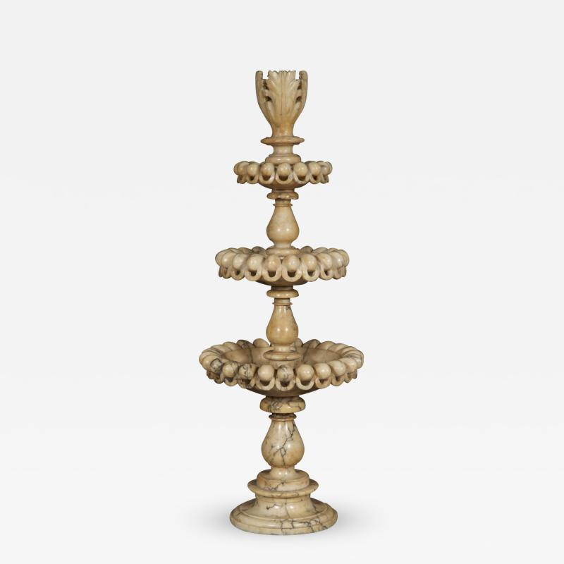 Centrepiece In the Form of a Maquette for a Fountain