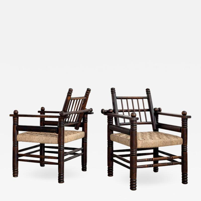 Charles Dudouyt CHARLES DUDOUYT CHAIRS