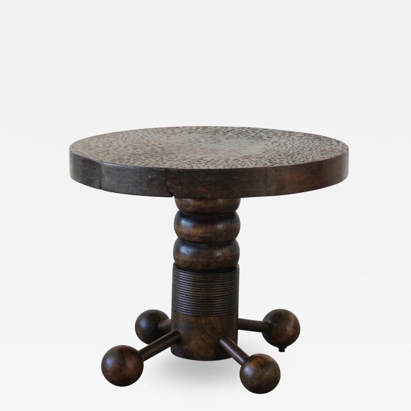 Charles Dudouyt CHARLES DUDOUYT SIDE TABLE