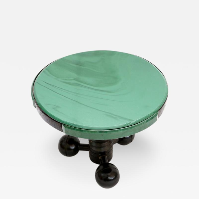 Charles Dudouyt Charles Dudouyt Occasional Table Glass