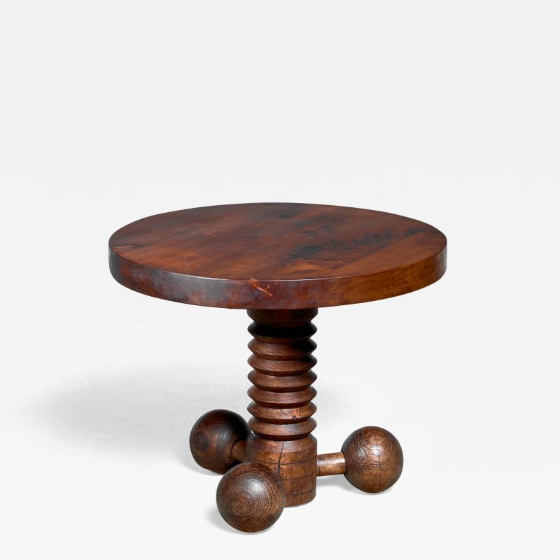 Charles Dudouyt Charles Dudouyt gueridon or side table France 1930s