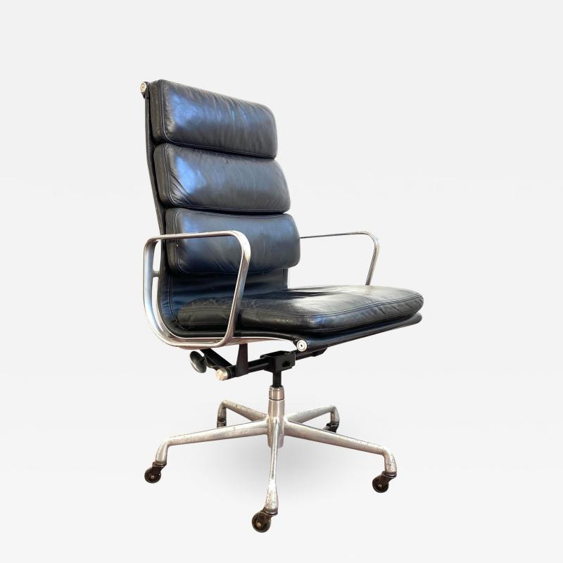 Charles Eames Vintage Charles Eames for Herman Miller Soft Pad Chair