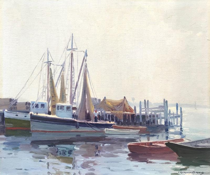 Charles Gordon Harris Port Galilee Narragansett