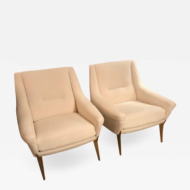 Charles Ramos Pair of armchairs