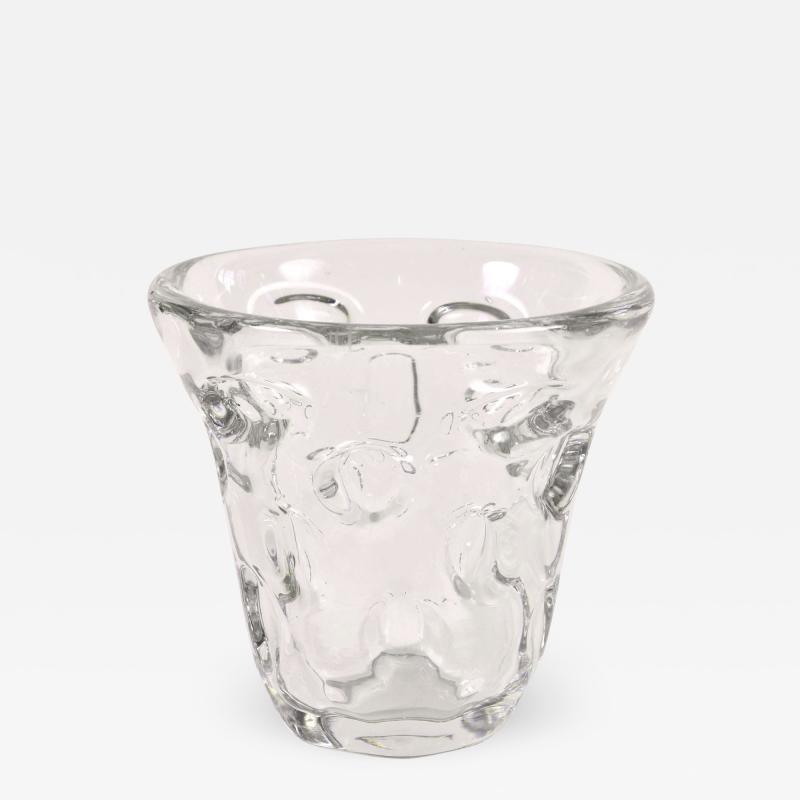 Charles Schneider Mid Century bubble vase by Charles Schneider