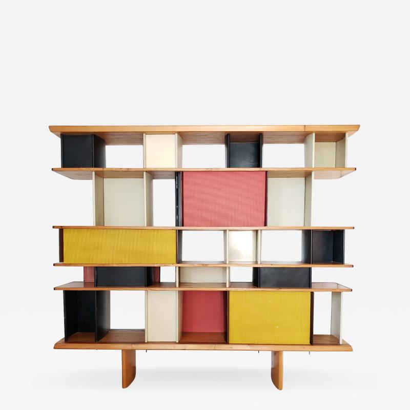 Charlotte Perriand Mexique Bibliotheque Bookcase