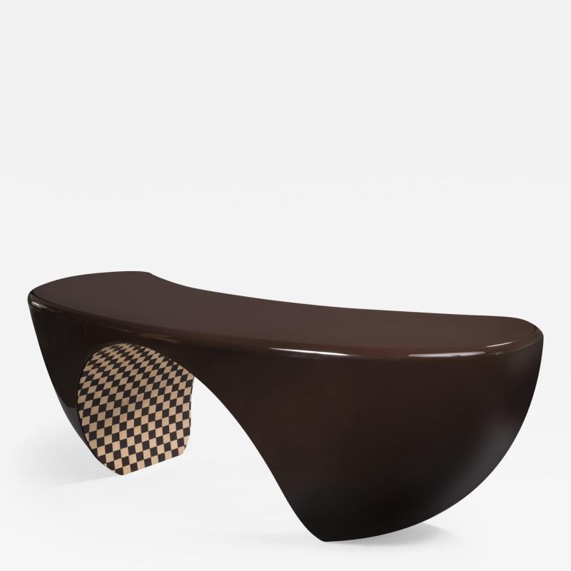 Charly Bounan Design Desk French Designer Charly Bounan