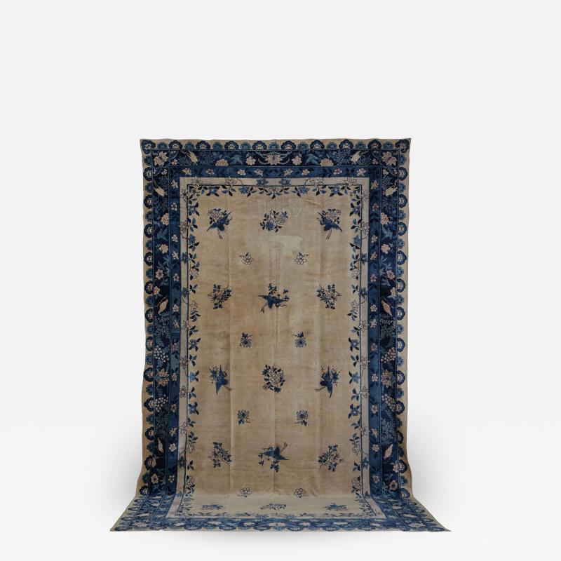 Chinese Carpet circa 1920