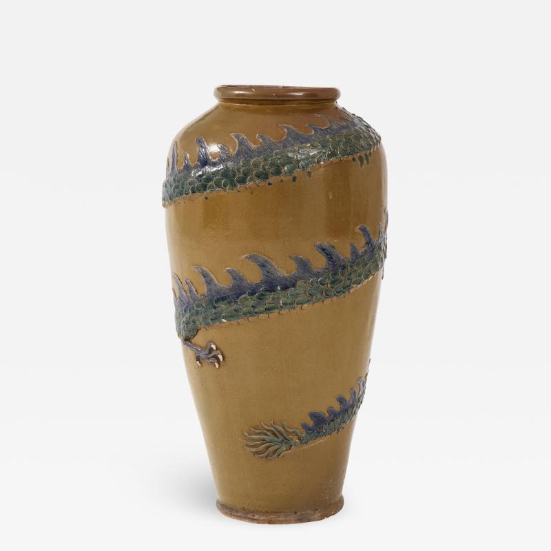 Chinese Dragon Pot