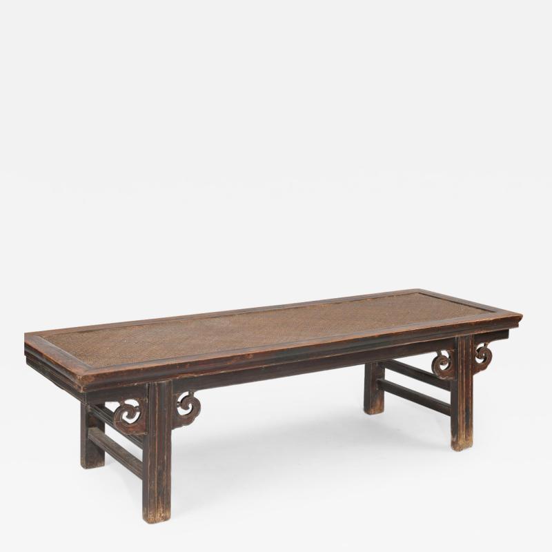 Chinese jumu wood bench