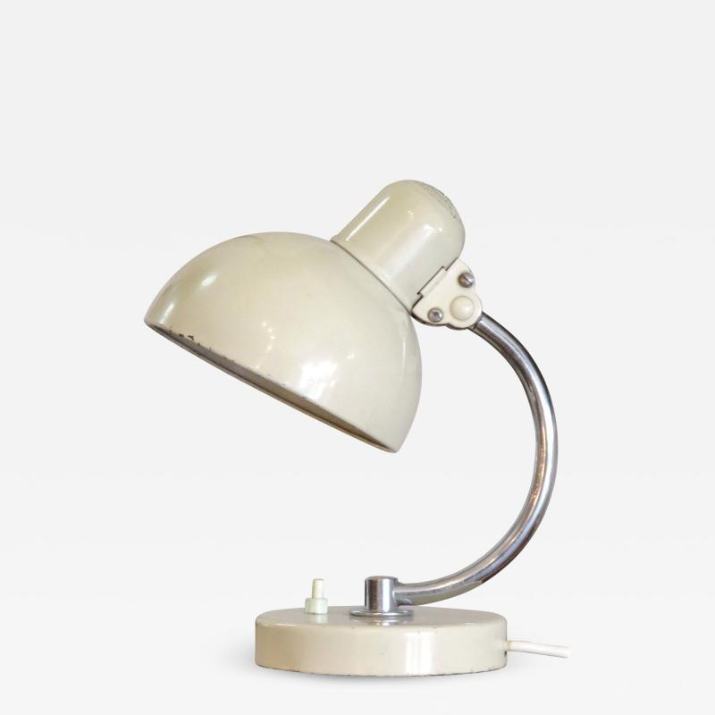 Christian Dell Table Lamp Model 6722 Kaiser iDell 1930s