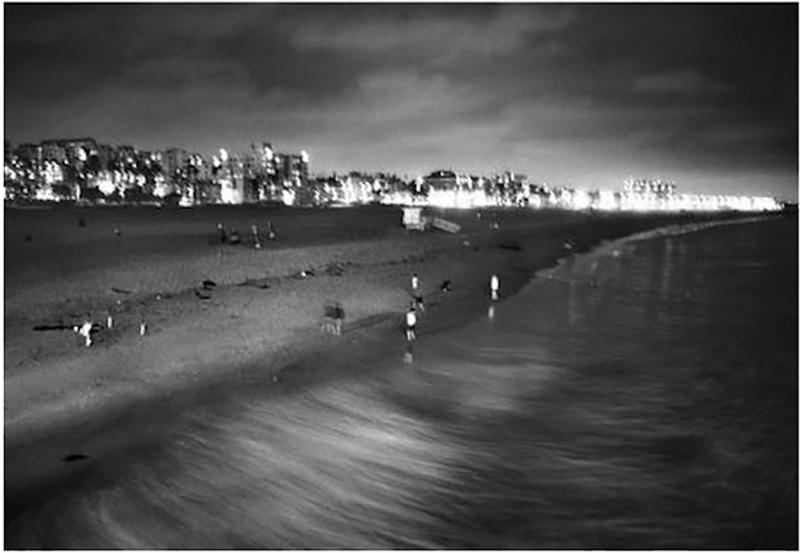 Christophe Agou Untitled from the series Les Faits Secondaires Silver Gelatin Print