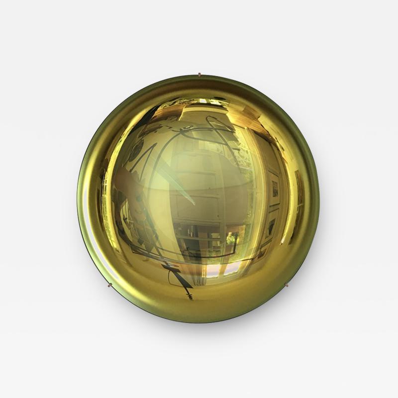 Christophe Gaignon ETERNAL SUNSHINE Giant golden mirror 144