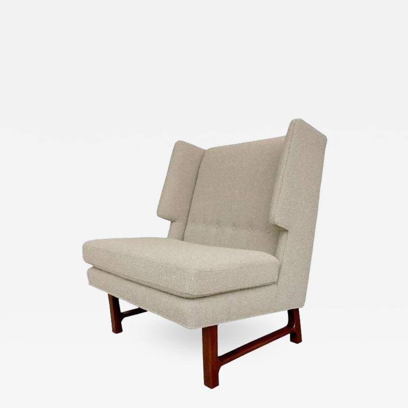 Classic Mid Century Modern Elephant Lounge Chair
