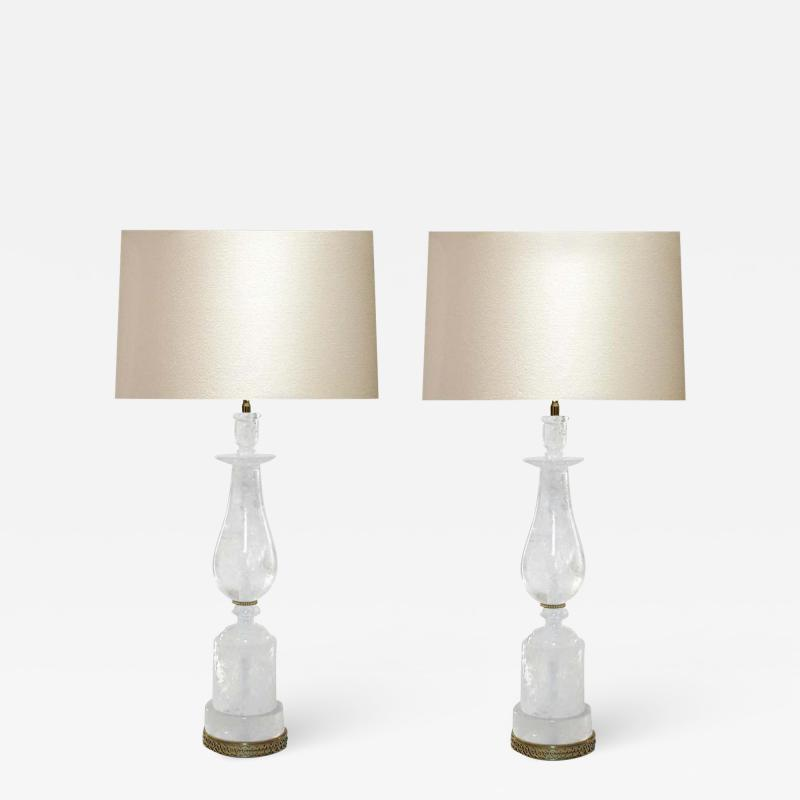 Classic Style Rock Crystal Lamps by Phoenix