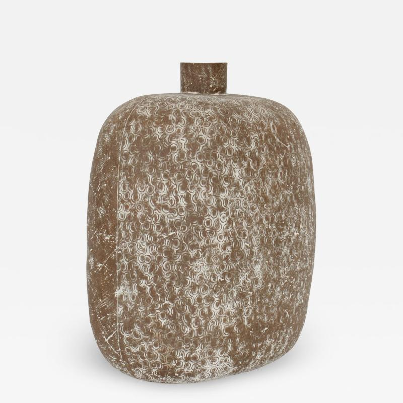 Claude Conover Claude Conover Stoneware Ceramic Vessel Okkintok