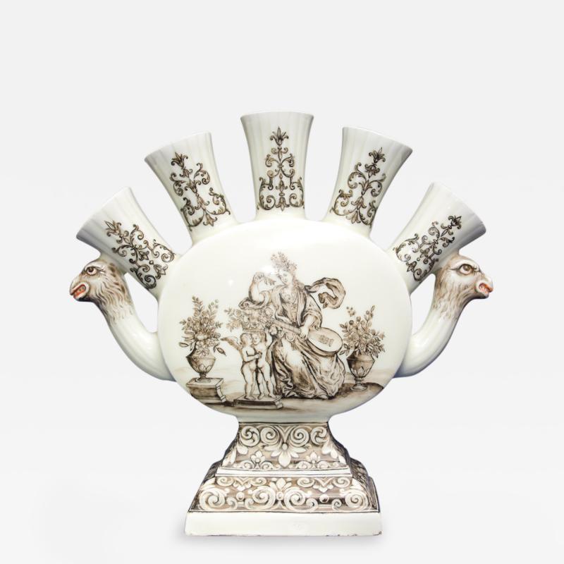 Claudius Innocentius du Paquier du Paquier Tulip Vase