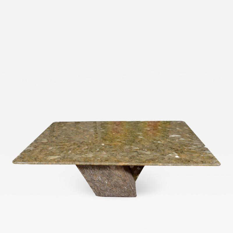 Coffee table 1980s in Mika