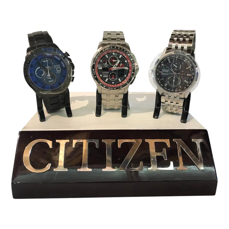 Collection of One Hundred Citizen Watches Brand New in Boxes